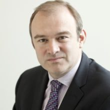 Accepting defeat: Energy secretary Ed Davey says the latest court decision 'draws a line' under the matter