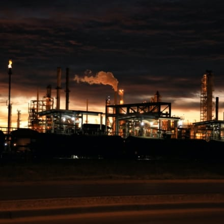 Refinery fossil fuels