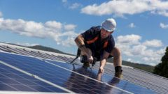 Solar energy UK research into domestic soalr isntallations