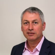 Giles Newman of Navex