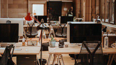 Green workspaces