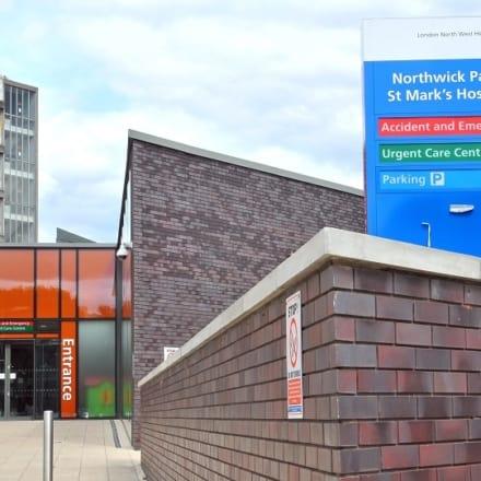 Vital Energi at Northwick Park hospital