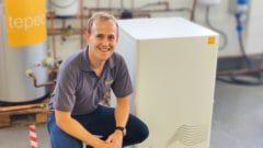Zepeo zero emissions boiler
