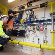 Cadent Hydeploy hydrogen blend success