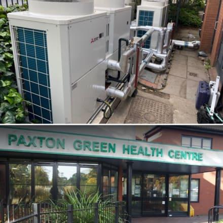 Ecodan heat pumps solve renewable heating challenge for doctors