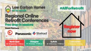 Low carbon homes retrofitl online event