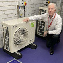 Installers need to seize opportunities of low carbon heating