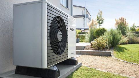 Heat pump grants via Heat and Buildings strategy