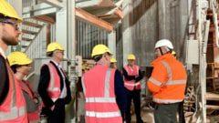 Hydrogen blend a success at Pilkington UK furnace