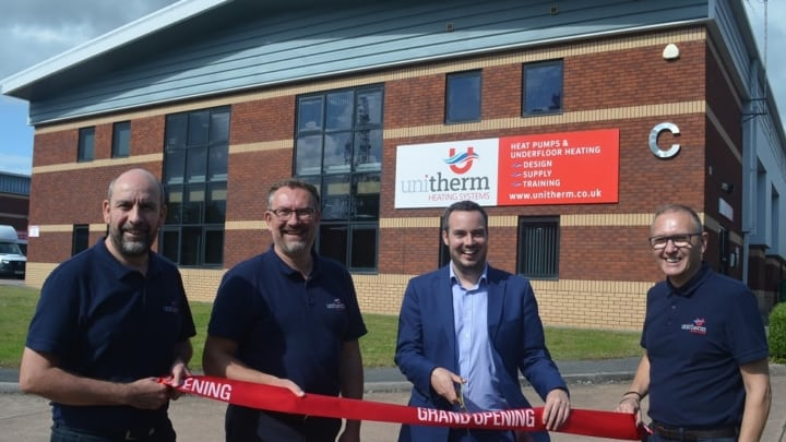 Unitherm Heating Systems launches in UK